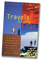 Travels Along the Edge by David Nolan
